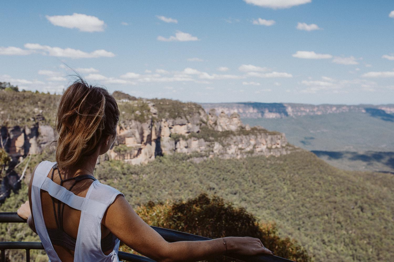 Blue Mountains Hike, Australia Travel Diary | Bikinis & Passports