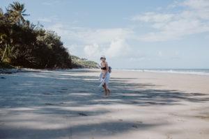 Four Mile Beach Port Douglas   Bikinis & Passports