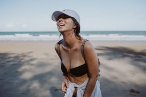 Sommer Swim AZELIA TOP nero | Bikinis & Passports