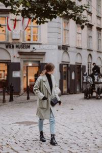 Lala Berlin Joon Coat in Jade (Mint)   Bikinis & Passports