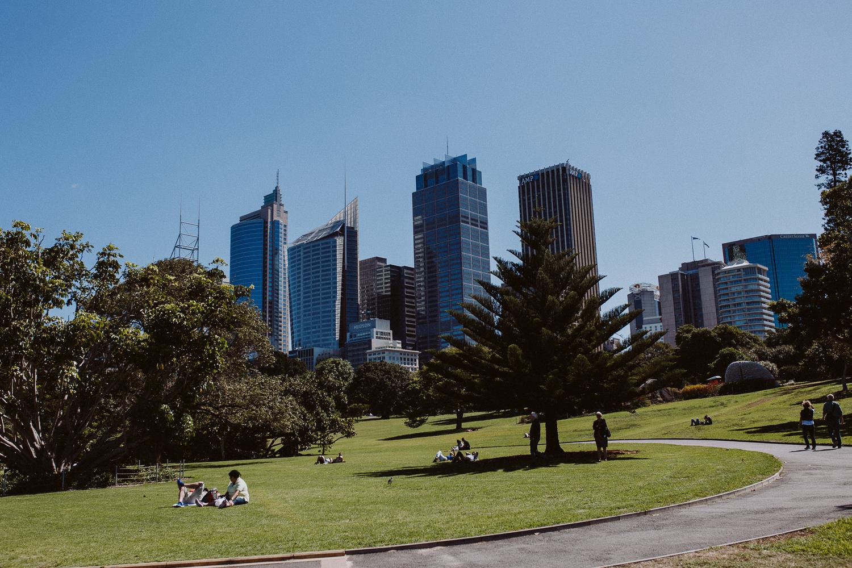 Downtown Sydney, Australia Travel Diary