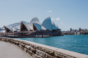 Sydney Opera, Australia Travel Diary   Bikinis & Passports