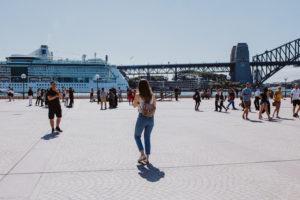 Sydney Harbor Bridge, Australia Travel Diary   Bikinis & Passports