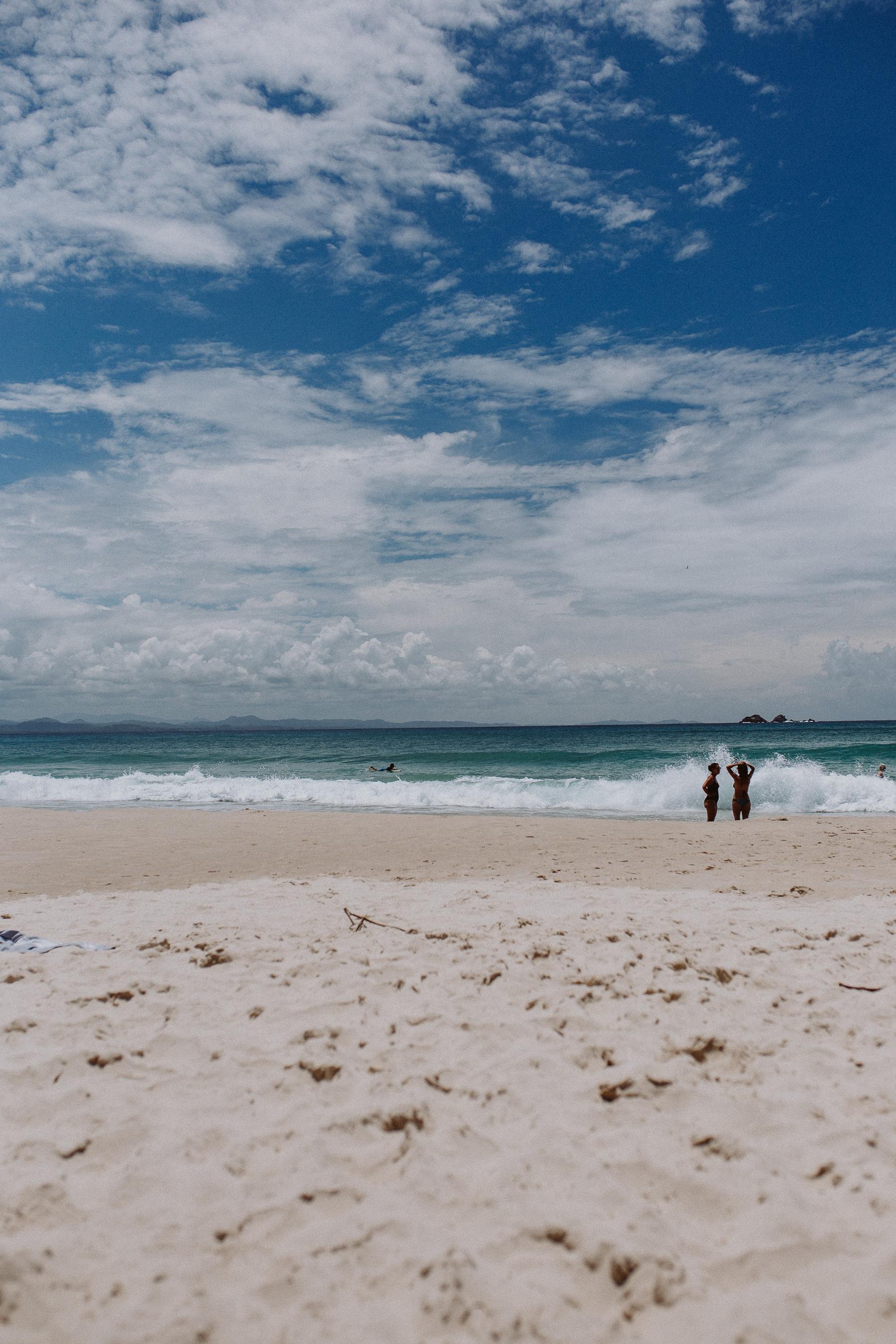 Wategos Beach, Byron Bay | Bikinis & Passports