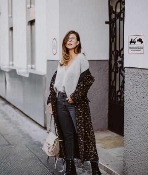 Closed Knit Sweater | Bikinis & Passports