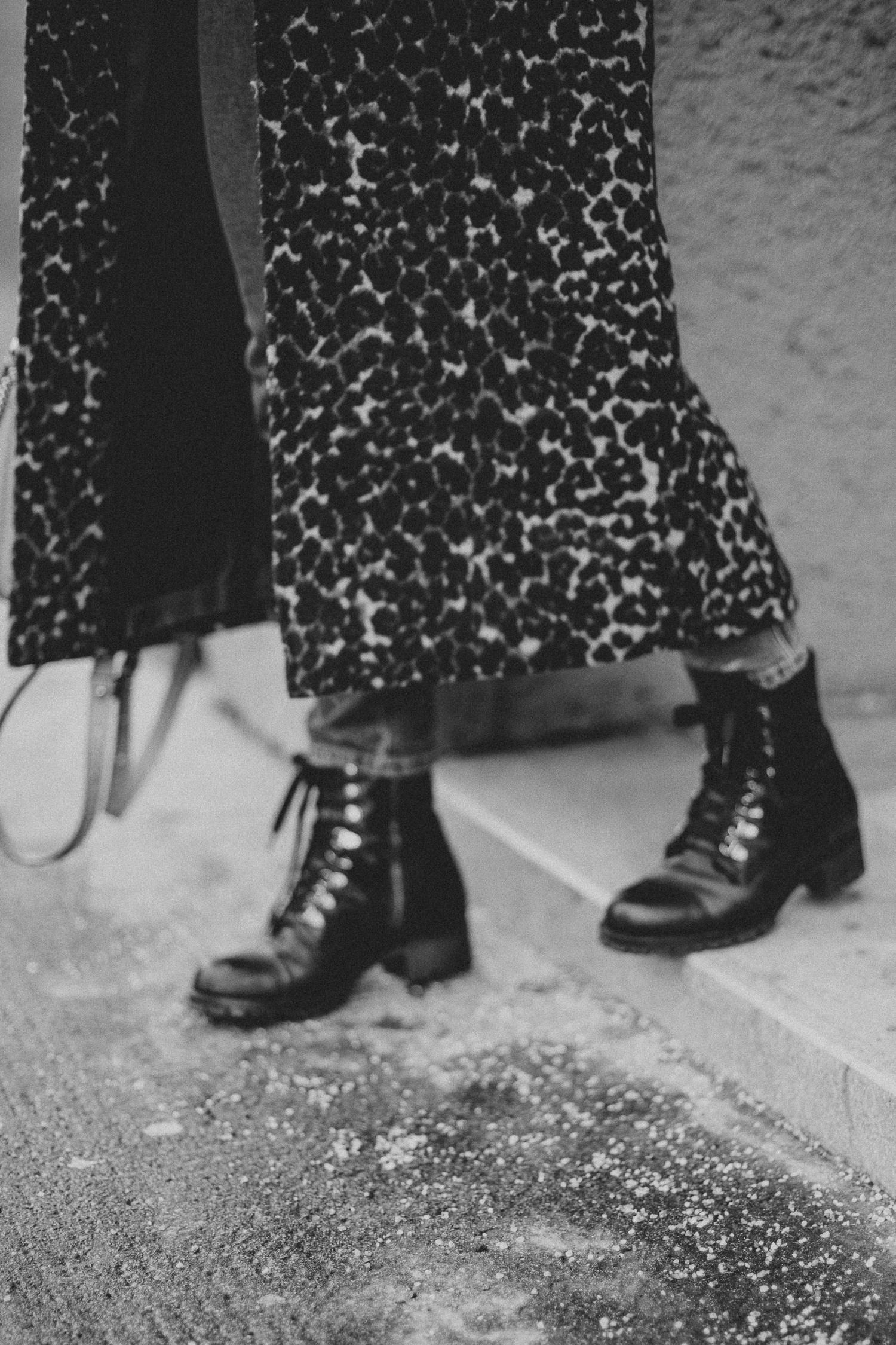 Prada Shearling-Lined Boots | Bikinis & Passports