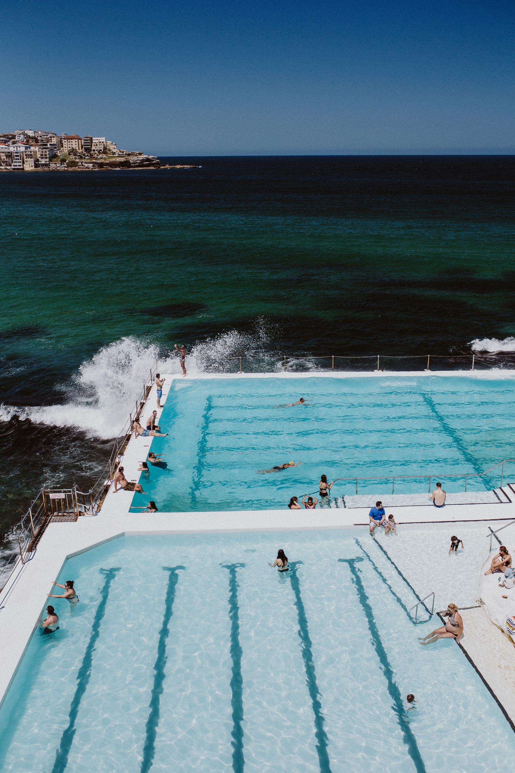 Icebergs Bondi Beach Sydney | Bikinis & Passports