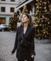 Crystal Earrings for New Year's Eve | Bikinis & Passports