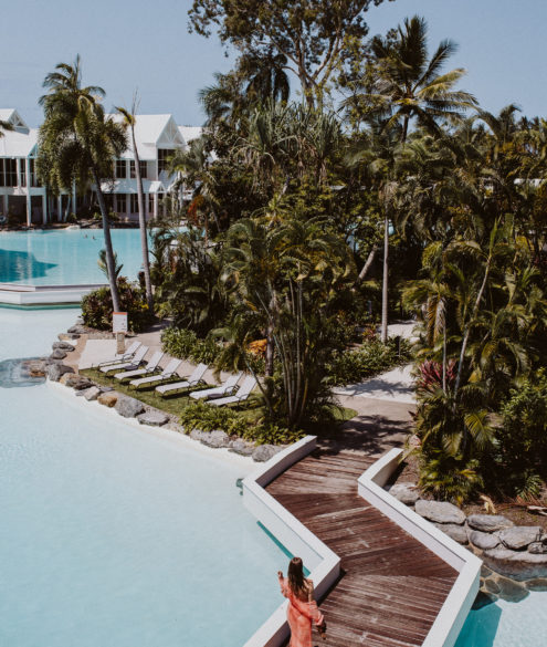 Sheraton Grand Mirage Resort, Port Douglas | Bikinis & Passports