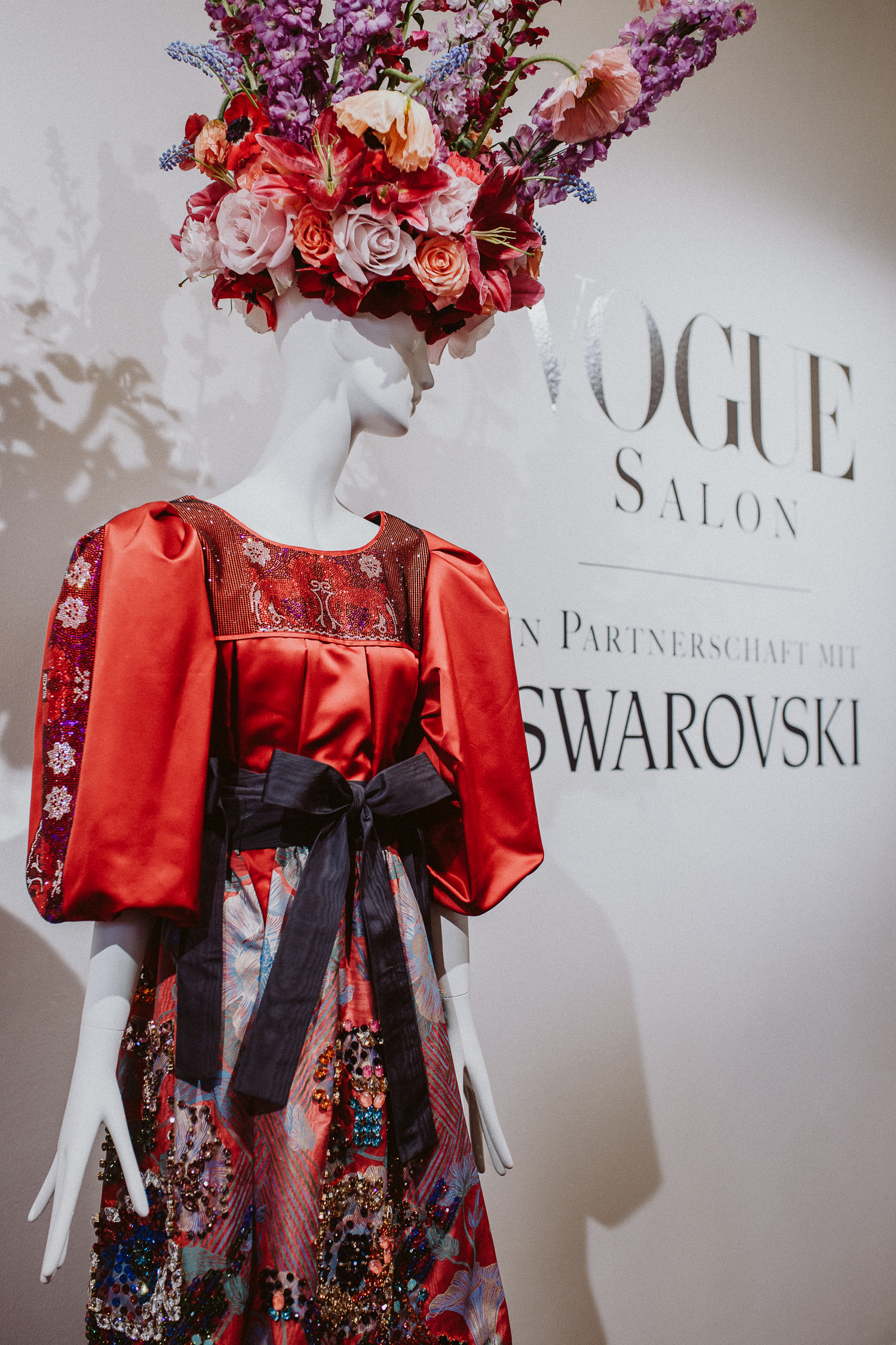 Vogue Salon Swarovski, Berlin Fashion Week | Bikinis & Passports