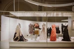 V&A Balenciage Exhibition London | Bikinis & Passports