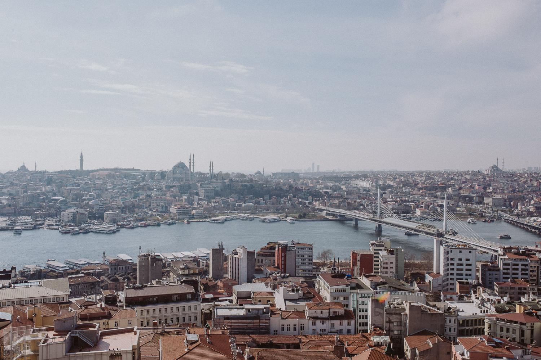 Istanbul Travel Diary | Bikinis & Passports