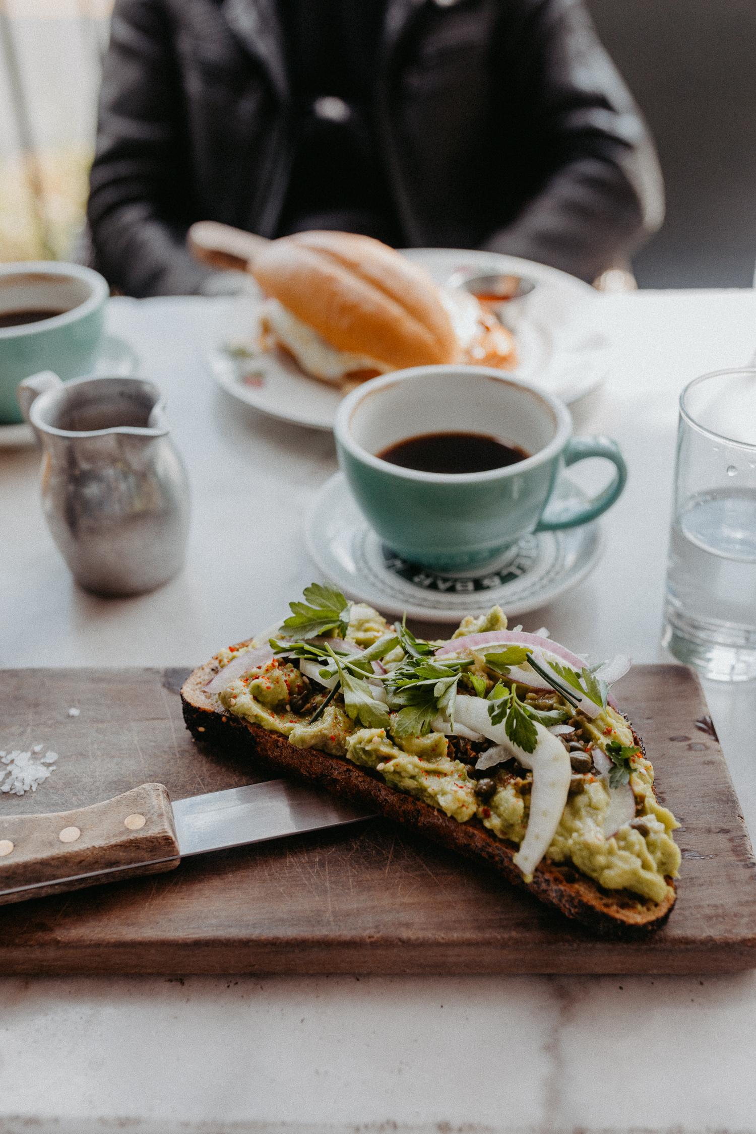 Meet Me For Breakfast in L.A.