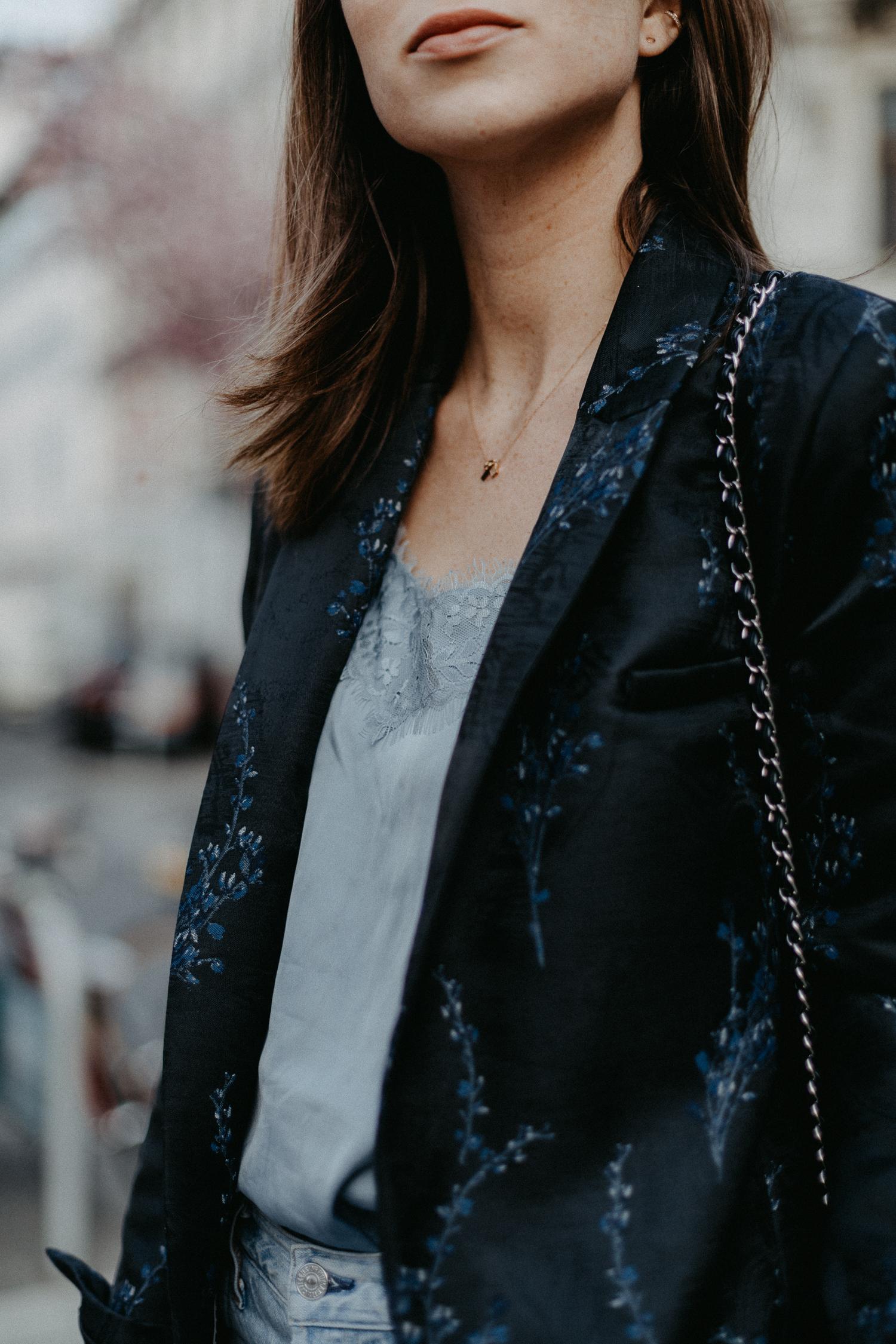 H&M Conscious Collection 2018: Long Blazer | Bikinis & Passports