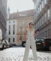 Summer Must-Have: Mango Linen Jumpsuit   Bikinis & Passports