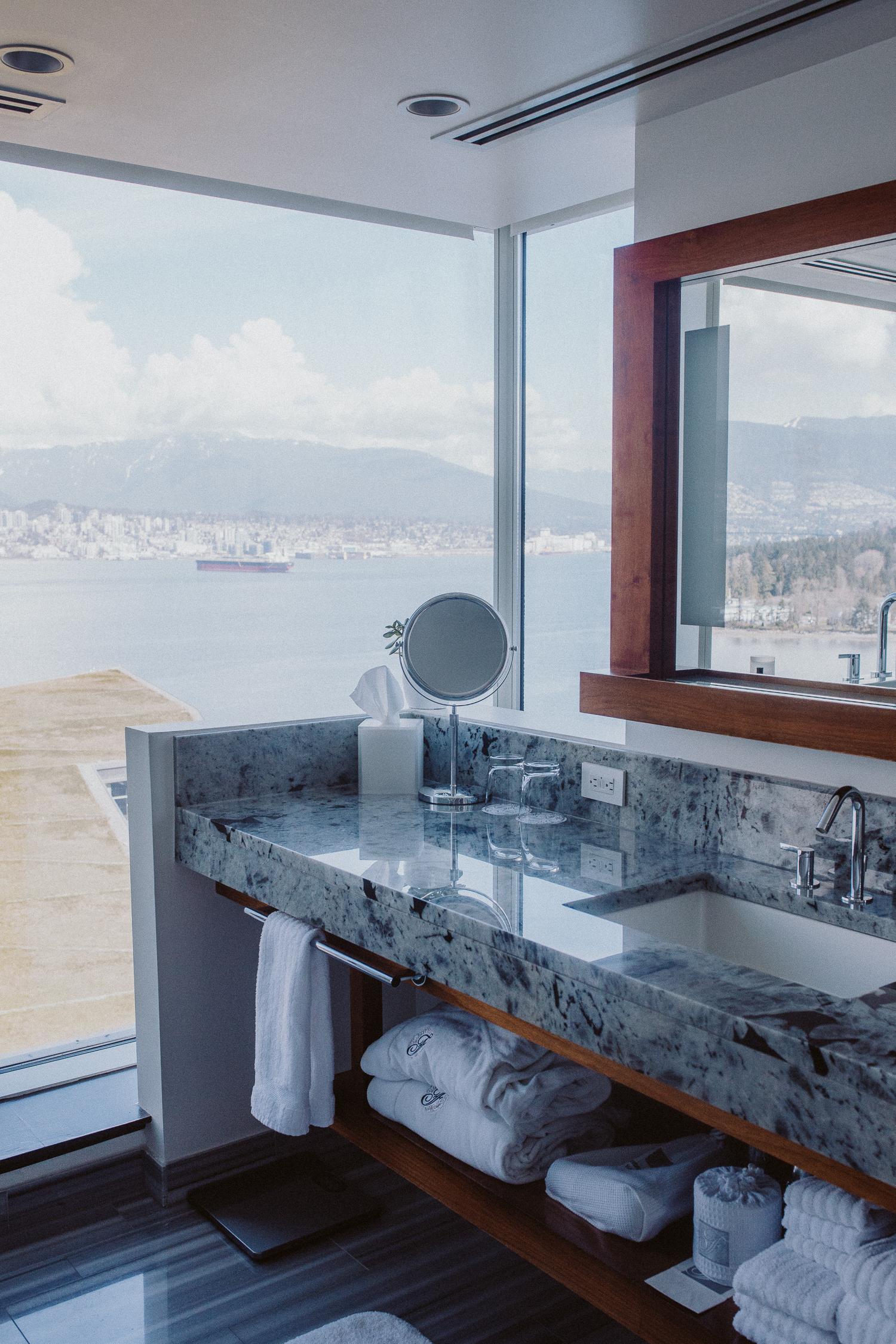 Fairmont Pacific Rim Hotel Review, Vancouver Hotels | Bikinis & Passports