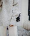 how to wear gray with beige | Bikinis & Passports