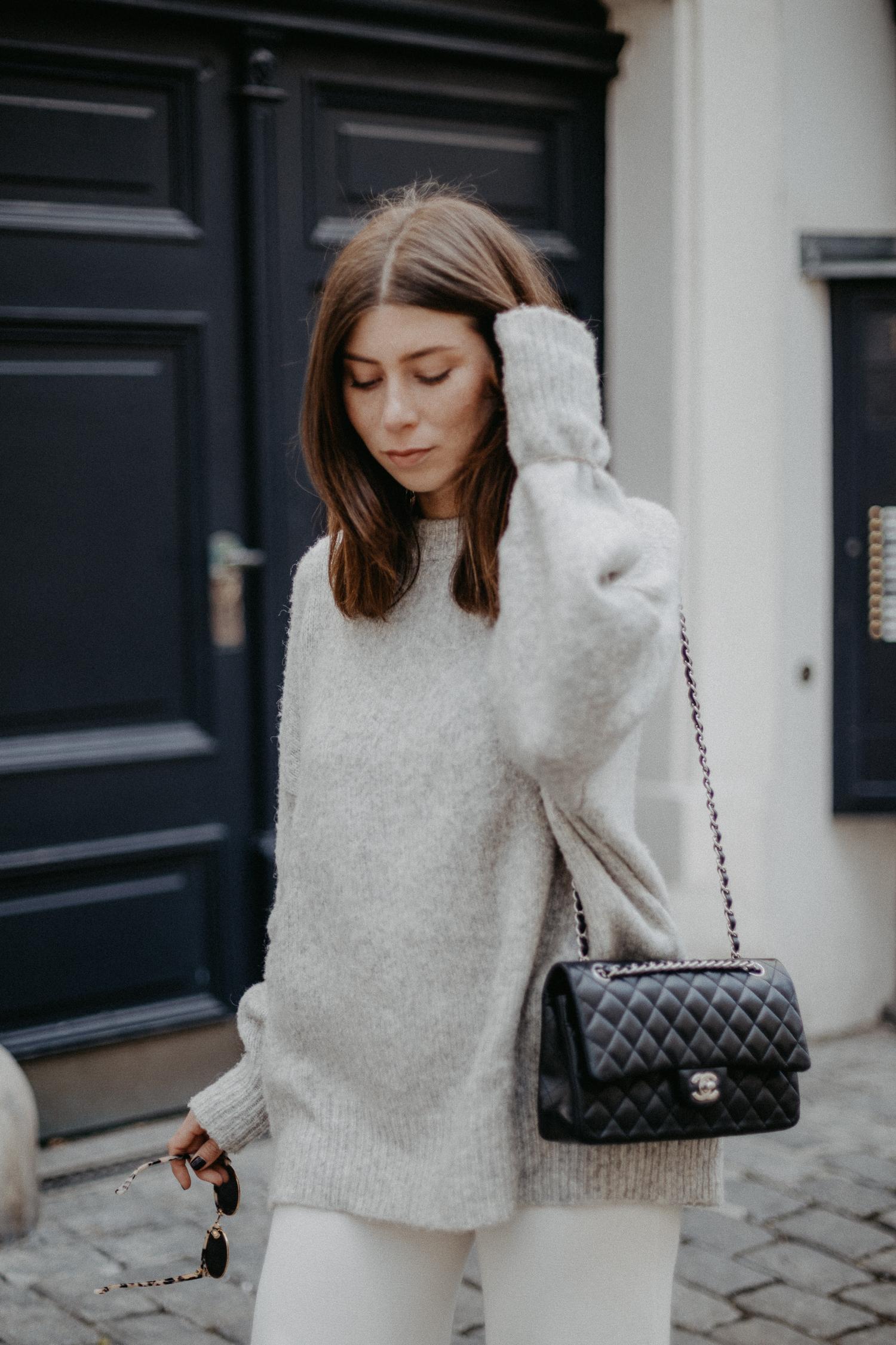 Chanel Medium Flap Bag, lambskin | Bikinis & Passports