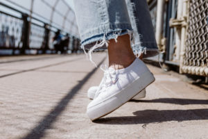 Superga Linea sneakers white | Bikinis & Passports