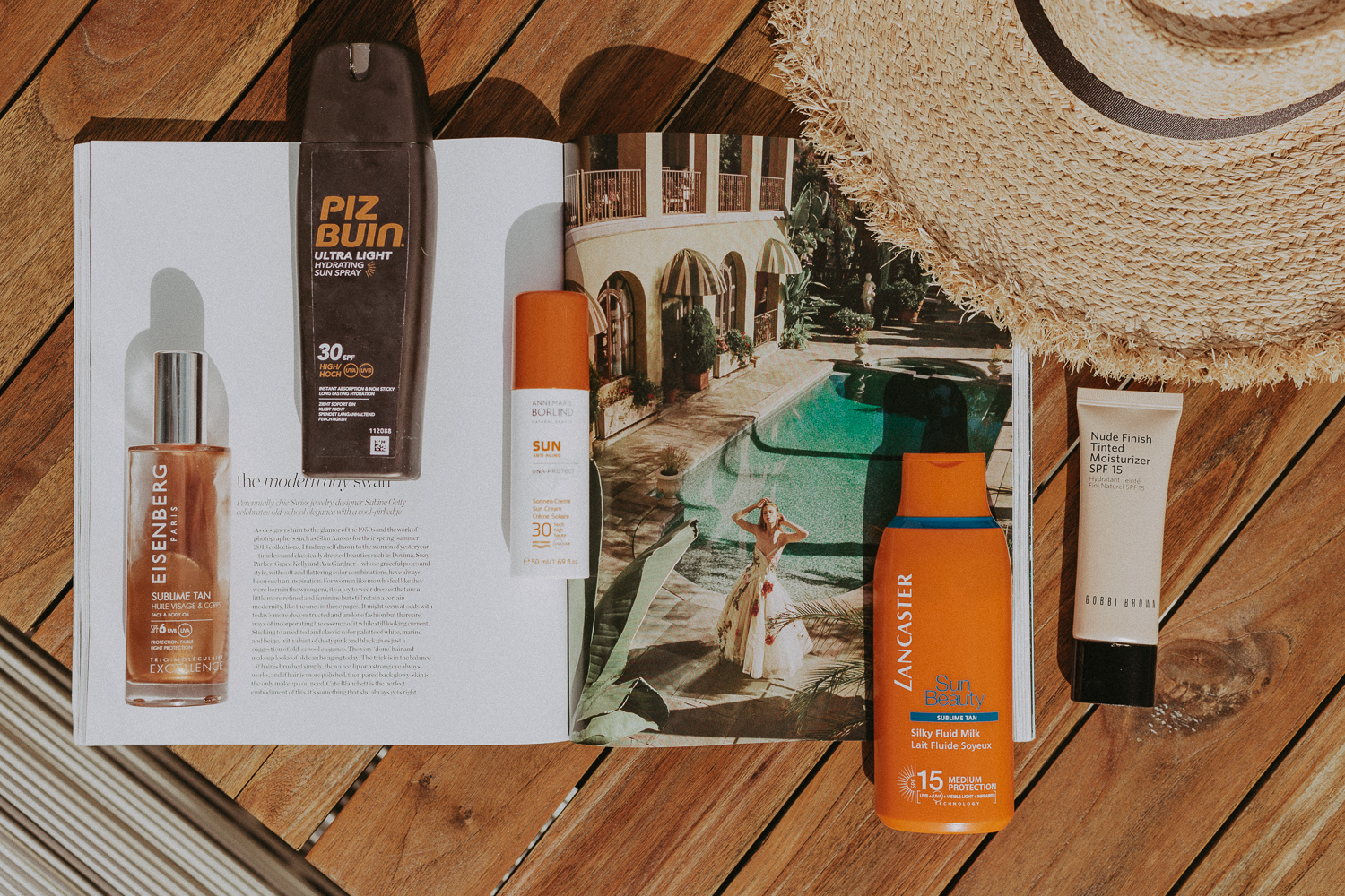 Suncare For Sensitive Skin | Bikinis & Passports