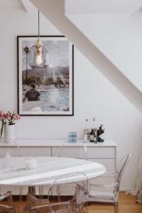 Dining Room Sideboard, White Scandi Style   Bikinis & Passports