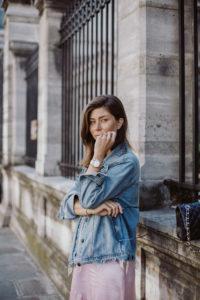 Won Hundred Denim jacket | Bikinis & Passports