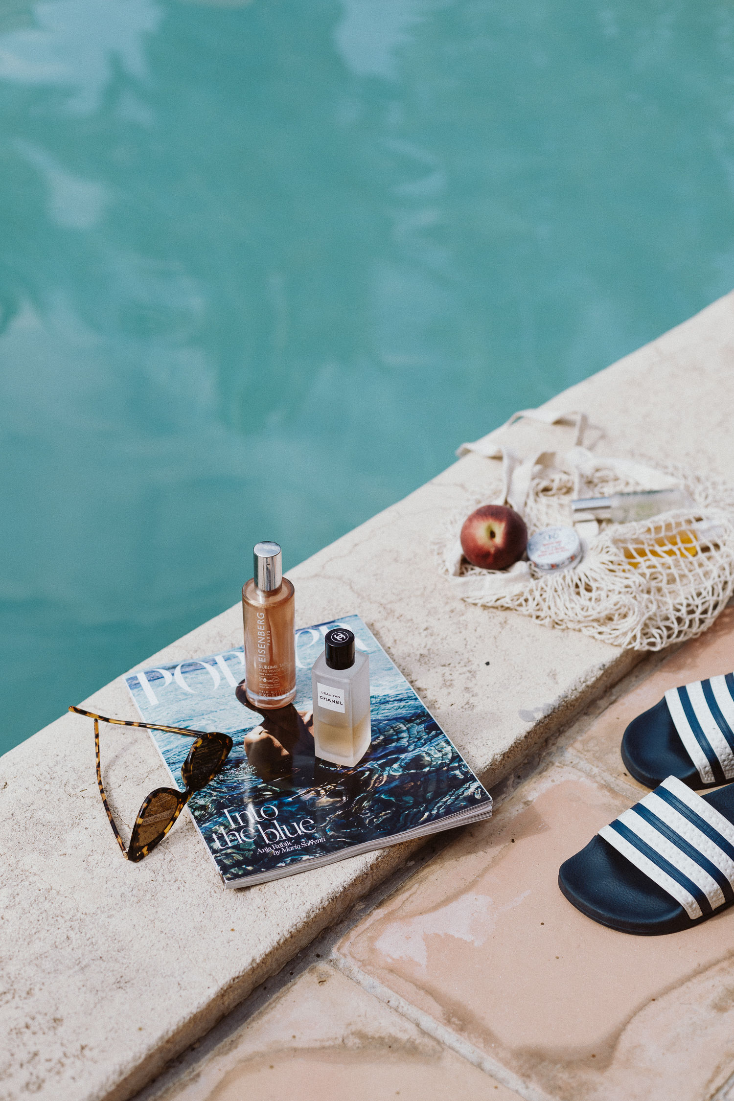 Summer Beauty Essentials: Chanel L'Eau Tan & more | Bikinis & Passports