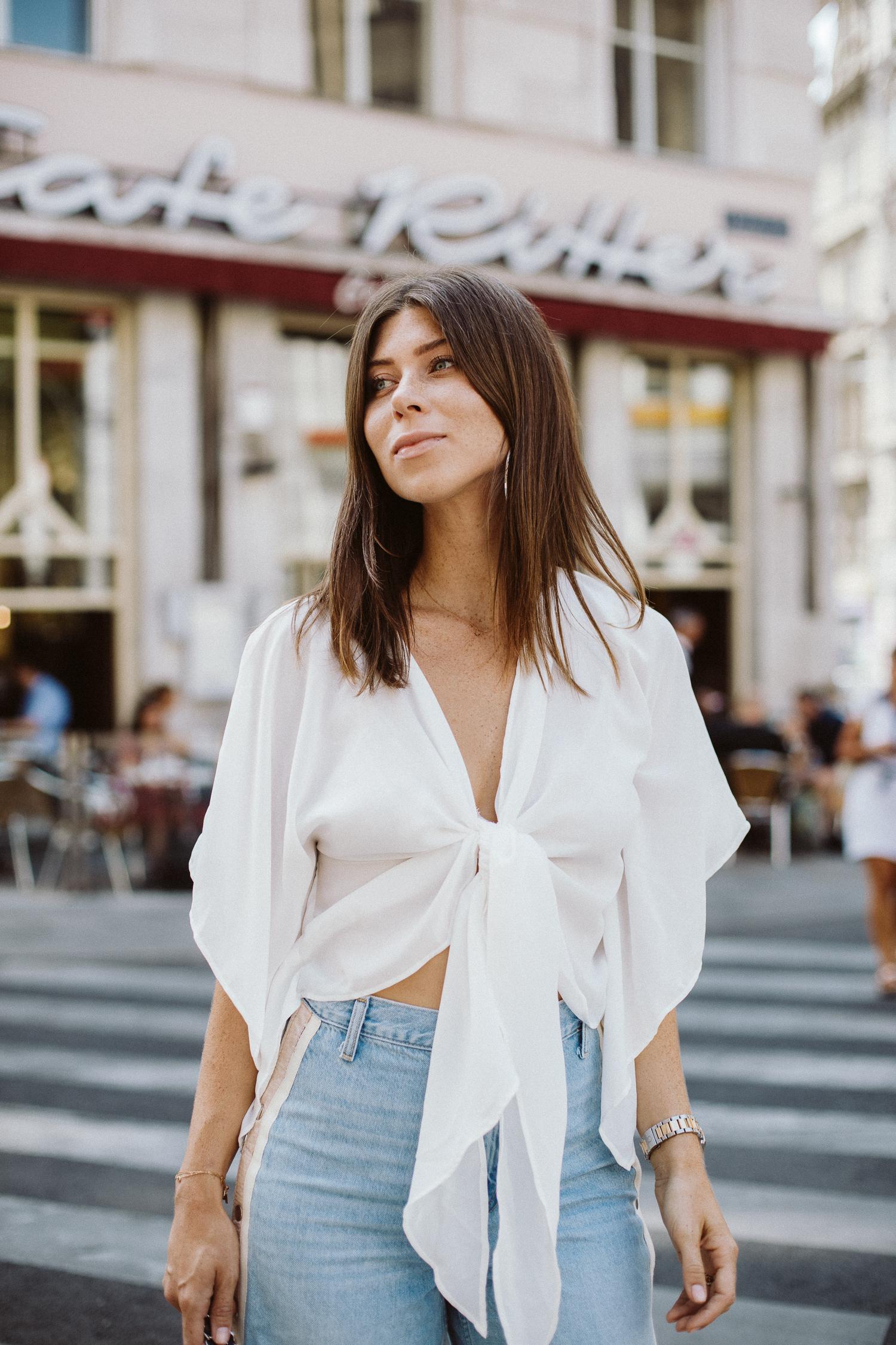 Denim Trend: Wide Leg Jeans | Bikinis & Passports