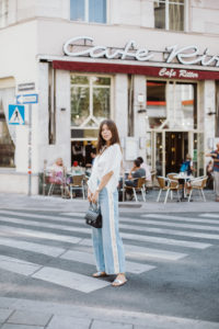Denim Trend: Wide Leg Jeans   Bikinis & Passports