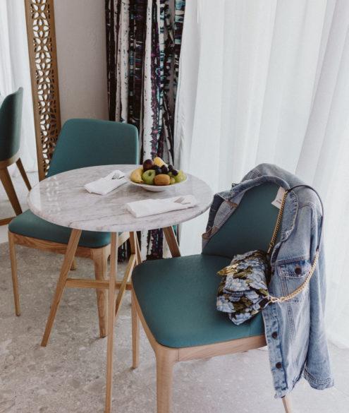 The Chedi Lustica Bay Hotel Review | Bikinis & Passports