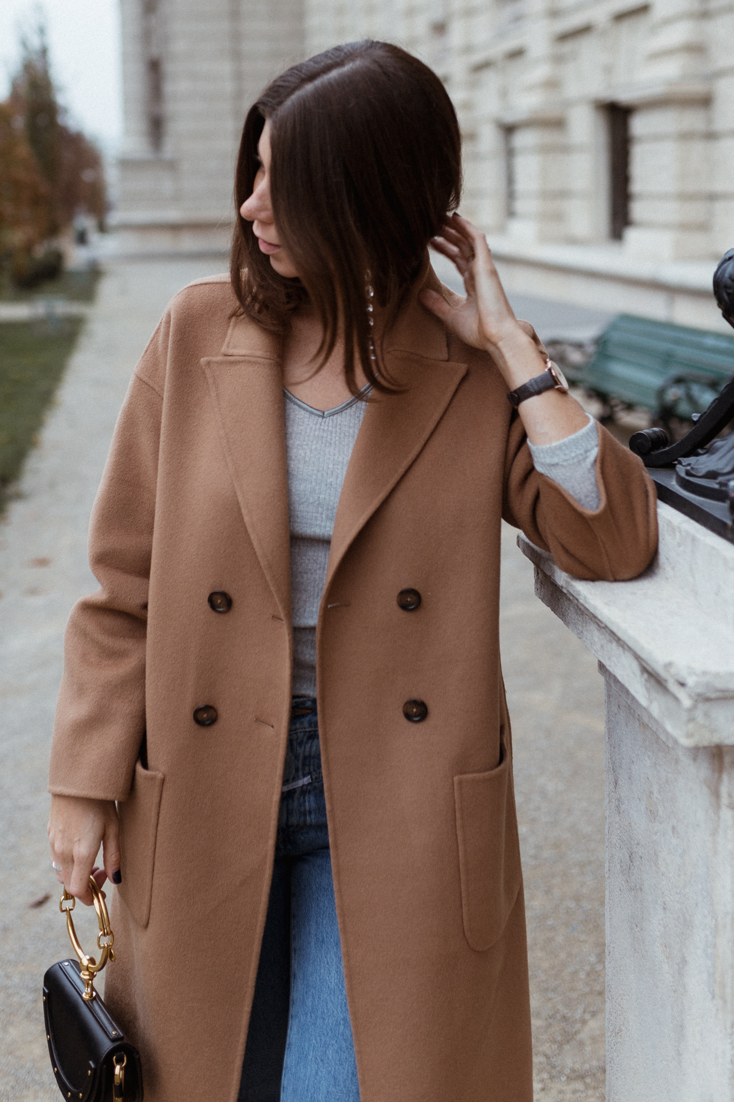 Perfect Camel Coat: Anine Bing Dylan Coat - Bikinis & Passports