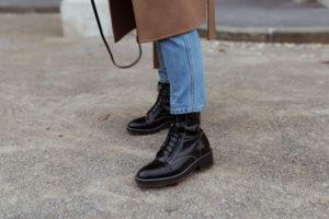 Topshop Artist Lace Up Boots - Bikinis & Passports