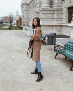 Perfect Camel Coat: Anine Bing Dylan Coat - Bikinis & Passports