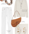 How To Style Winter Whites This January - Bikinis & Passports