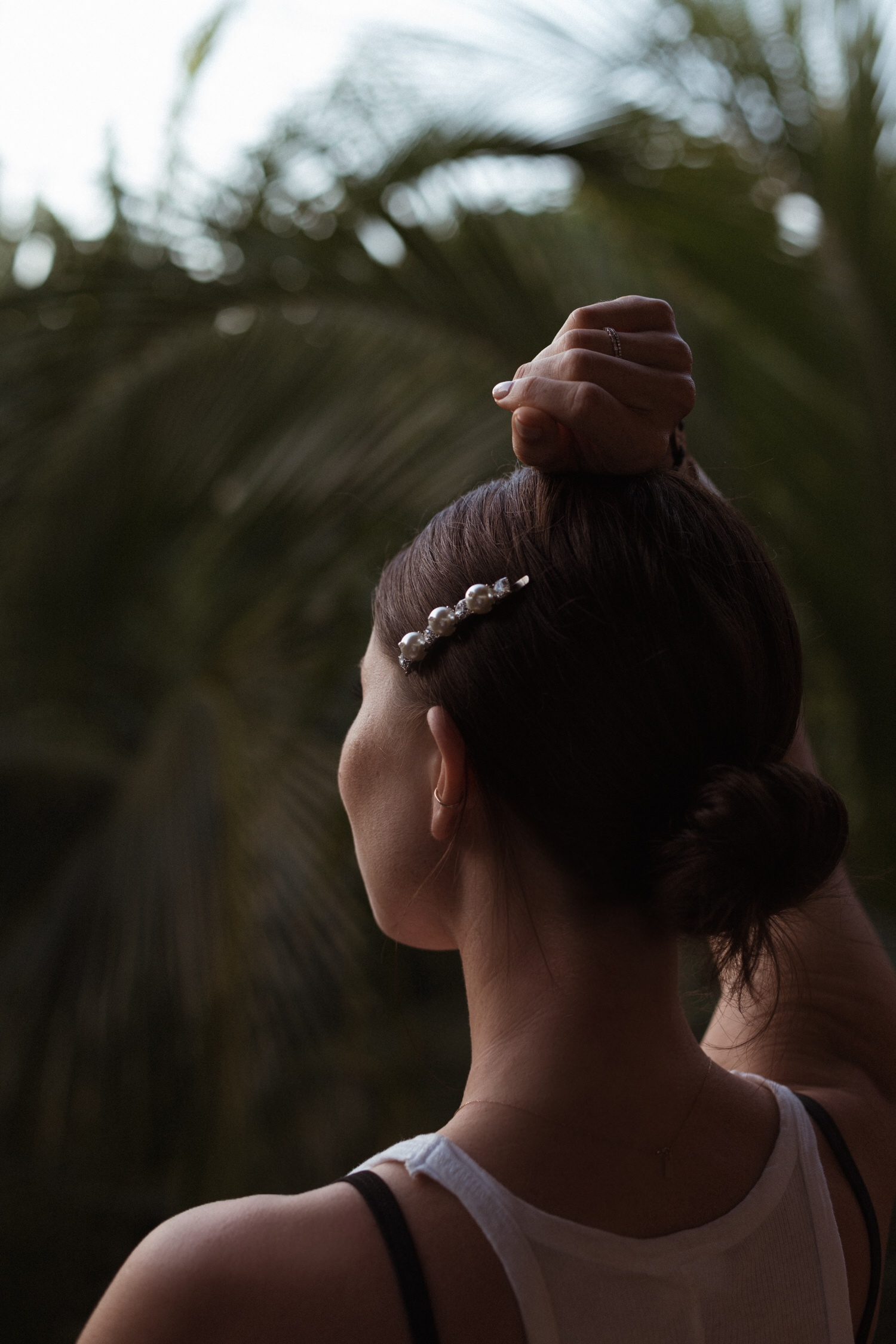Embellished Hair Clip Trend - Bikinis & Passports