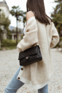 Chanel Medium Flap Bag, lamb leather - Bikinis & Passports