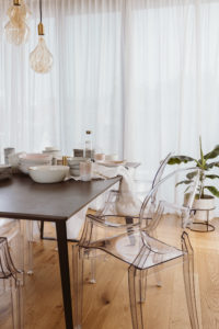 Our Tableware: Made.com Boone Dining Table - Bikinis & Passports