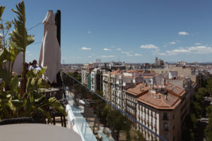 Madrid Travel Guide: Best Rooftop Bars in Madrid - Bikinis & Passports