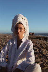 The Perfect White Blouse: The LASTING by VIKTORIA LOUISE - Bikinis & Passports