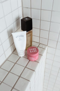Beauty Routine for Dry and Sensitive Skin: Vicky Heiler - Bikinis & Passports