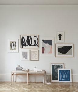 Home Office & Guest Room Inspiration - Bikinis & Passports