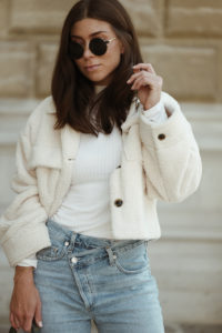 Teddy Coats & Faux Fur Jackets - Bikinis & Passports